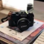 5 Frames… Of talking Robert Palmer's advice on Fomapan 200 Creative (35mm Format / EI 160 / Nikon EM + Nikon 50mm f/1.8 Series E) – by Jonathan King