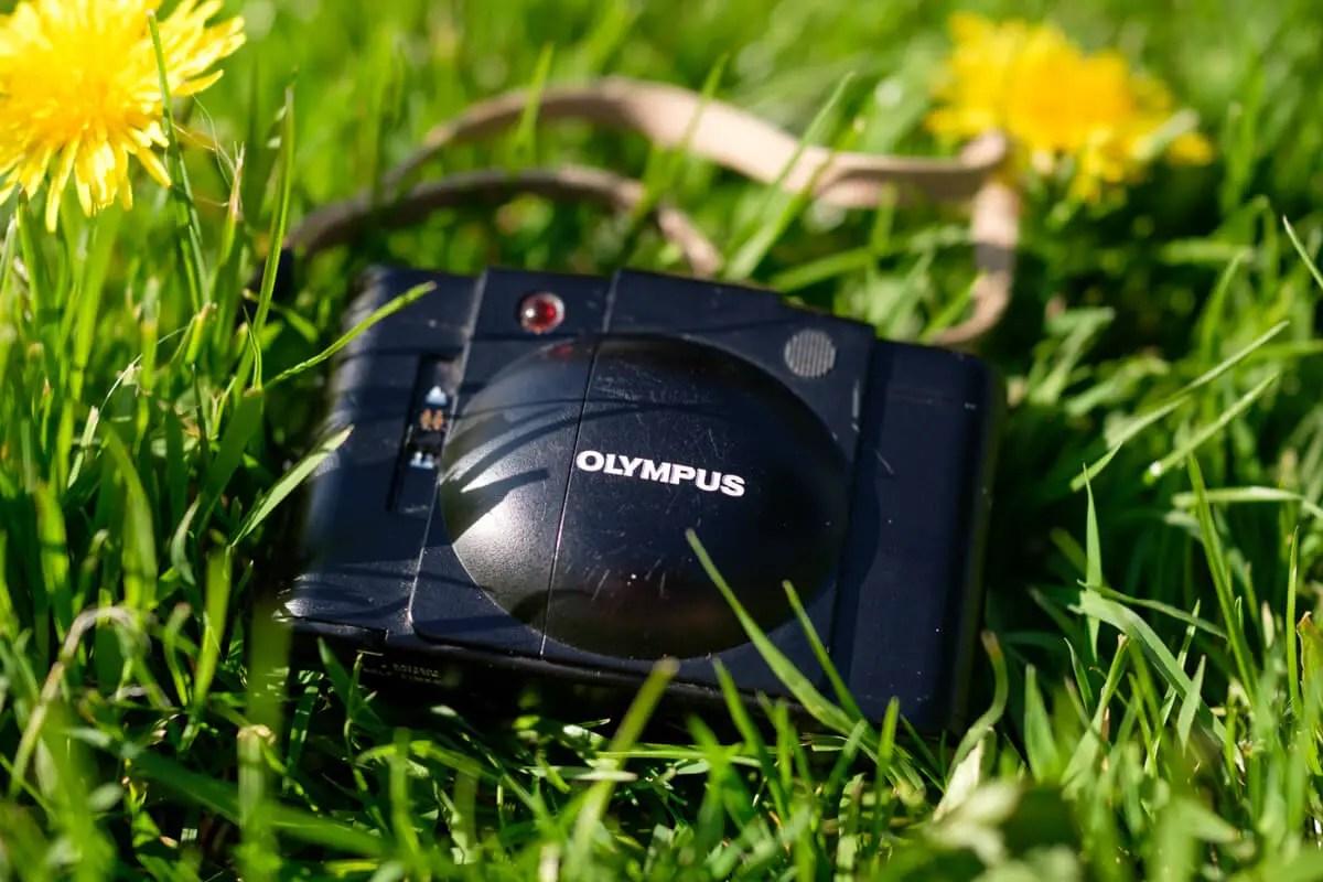 My Olympus XA2