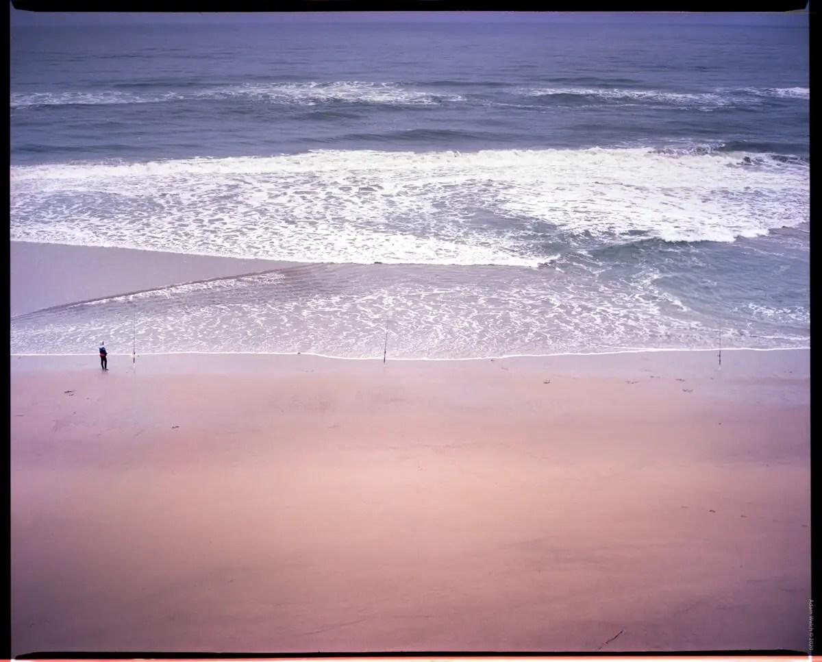 5 Frames... Of the Pacific coast at Pomponio on Kodak Ektar 100 (EI 100 / 120 Format / Zenza-Bronica GS-1 + Zenzanon PG 100 f/3.5) - by Adam Welch
