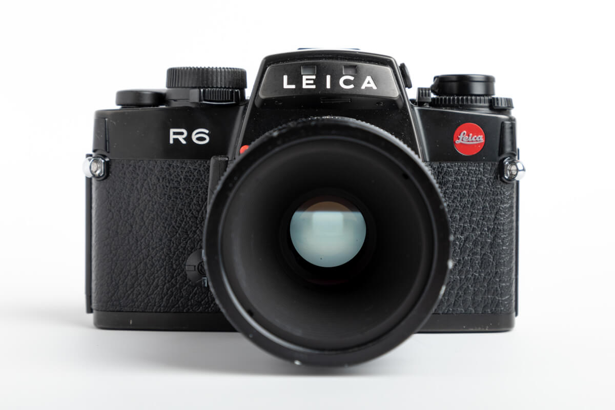 Leica R6 front - Alexander Laurent