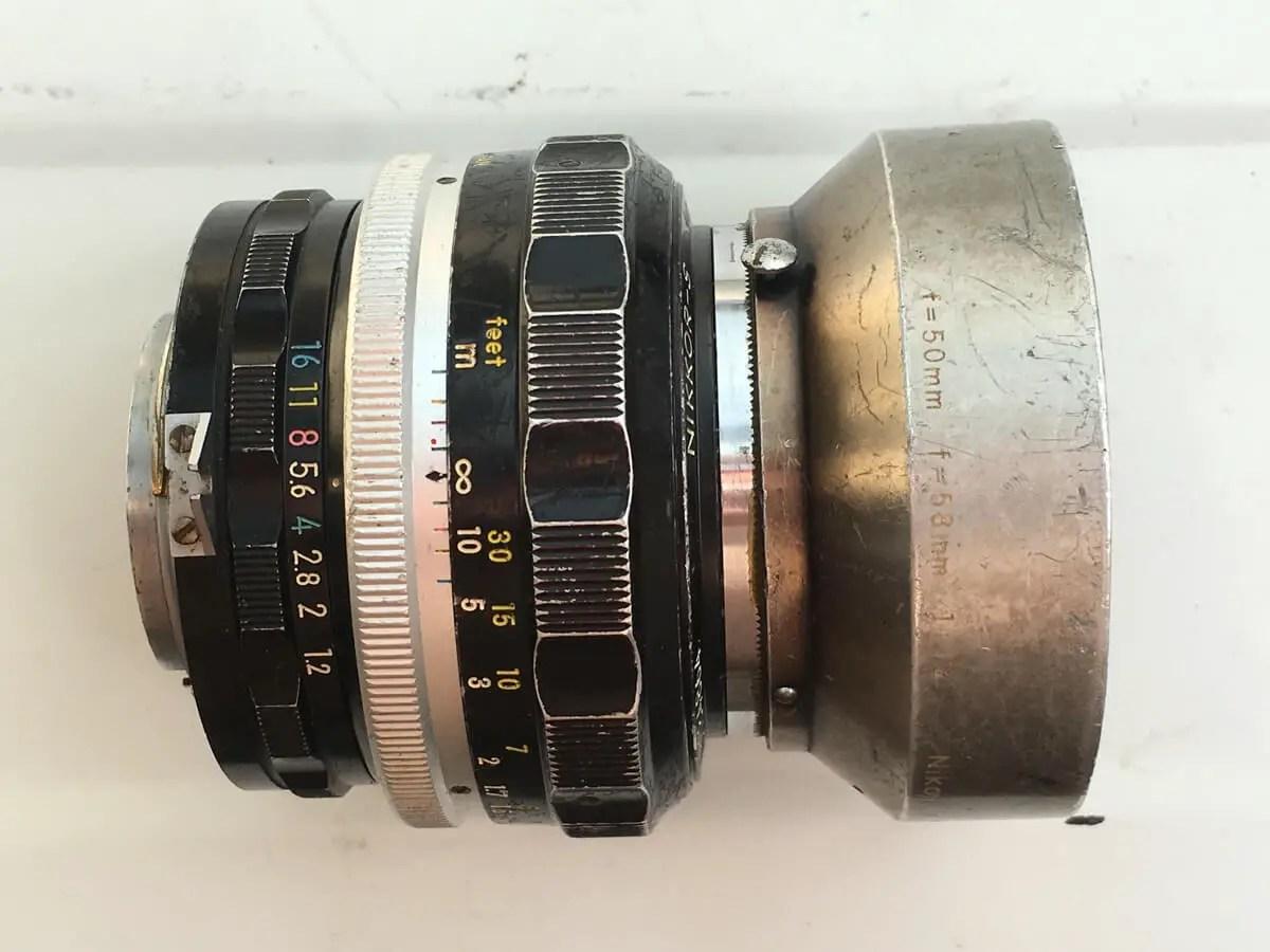 My Nikon Nikkor-S 50mm f/1.2, Guilherme Maranhão