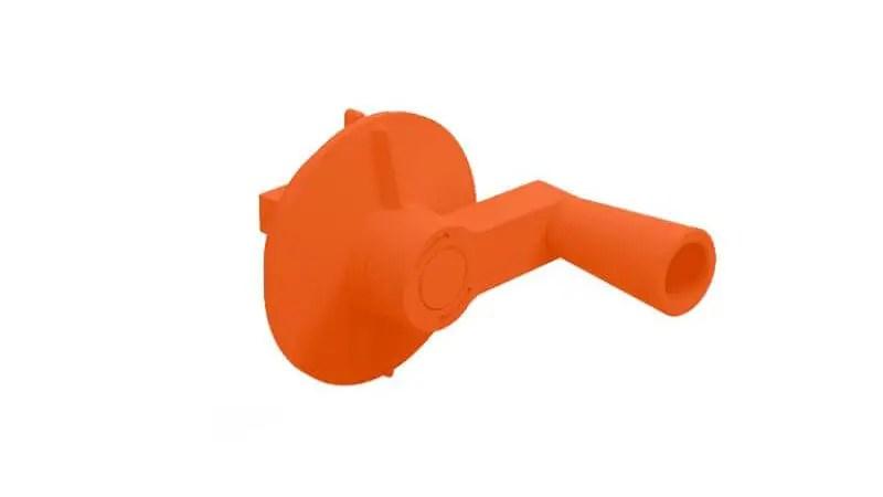 Lab-Box Crank Arm (copyright ARS-Imago)