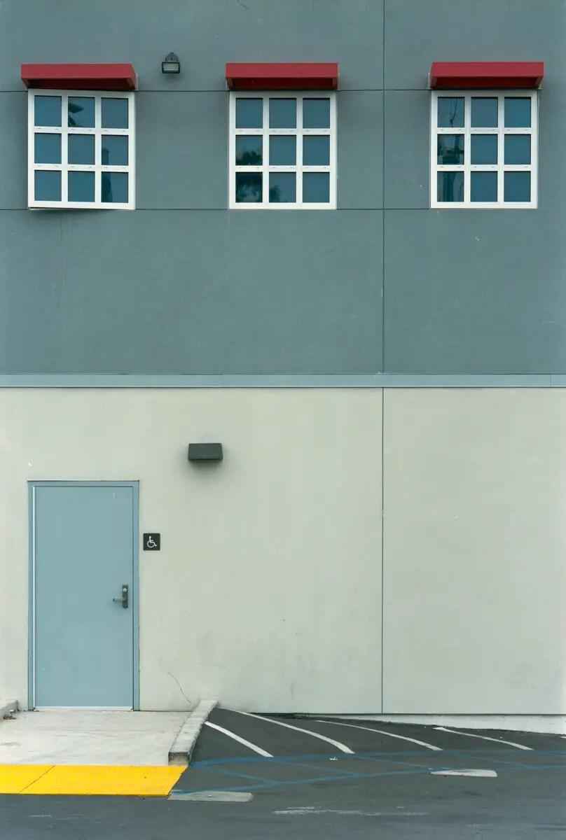 5 Frames... Of Kodak Ektar on a Horseman VH + Nikon Nikkor 210mm f/5.6 (120 format / EI 100) - by Reza Rostampisheh