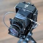 Cover - 5 Frames... Of Kodak Ektar on a Horseman VH + Nikon Nikkor 210mm f_5.6 (120 format _ EI 100) - by Reza Rostampisheh