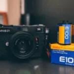 5 Frames… From my first roll of slide film and a Minolta CLE + Minolta Rokkor-M 40mm f/2 (Kodak EKTACHROME 100 / 35mm Format / El 100) – by Oleg Popelyaev
