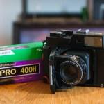 My Fuji GS645 Professional and Fuji Pro 400H, Zhan Teh