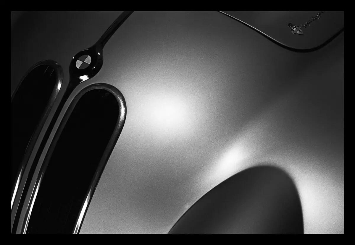 5 Frames... At the BMW Museum in Munich on Kodak Tri-X 400 (35mm Format / EI 800 / Nikon FE + Nikon Series E 50mm f/1.8) - by Philipp Mittelstaedt