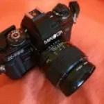 5 Frames (+1)… Of beautiful B&W flowers on ILFORD HP5 PLUS (35mm Format / EI 400 / Minolta X-700 + MD 50mm f/3.5 Macro Lens) – by Kathleen E. Johnson