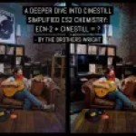 A deeper dive into CineStill Simplified Cs2 chemistry: ECN-2 + CINESTILL = ?