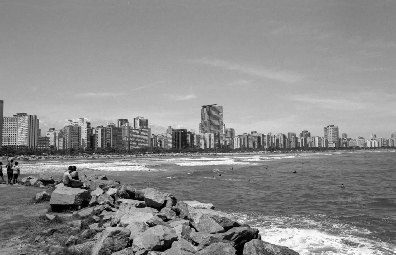 Santos, Brazil - Agfa Scala 200X