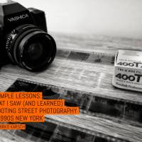 3 simple lessons: What I saw (and learned) shooting street photography in 1990s New York