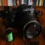 5 Frames… Of my slice of midtown Detroit on Fuji Superia X-TRA 400 and a Minolta Maxxum 7 (35mm Format / EI 400 / Minolta AF 28-75 f/2.8) – by Alexander Clegg