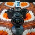 5 Perfectly Circular Fisheye Frames… On ILFORD FP4 PLUS (35mm Format / EI 125 / Minolta XD-11 + Minolta MC FishEye Rokkor-X 7.5mm f/4) – by Ryan Steven Green