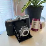 5 Frames… On Fujifilm Pro 400H on a Zeiss Ikon Nettar II 518/16 (EI 400 / 120 Format / Novar-anastigmat 75mm f/6.3) – by Dylan Smith
