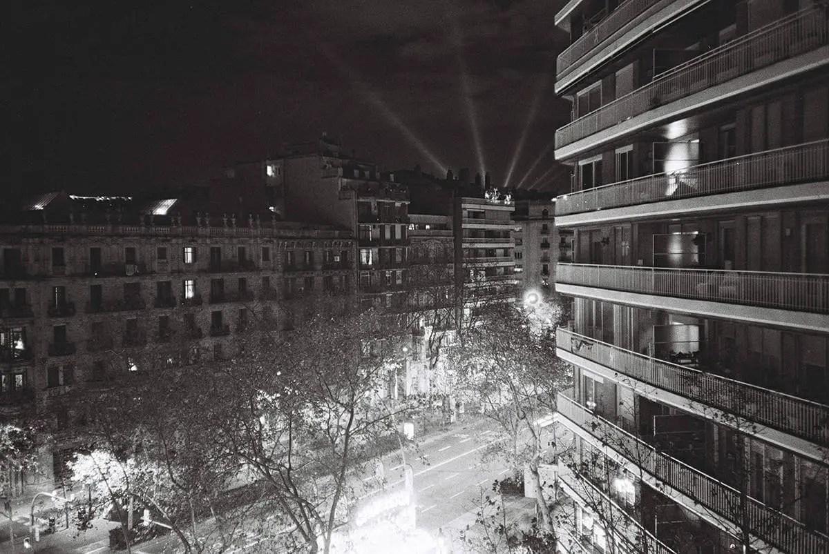 dubblefilm DAILY Black & white - Canon Prima
