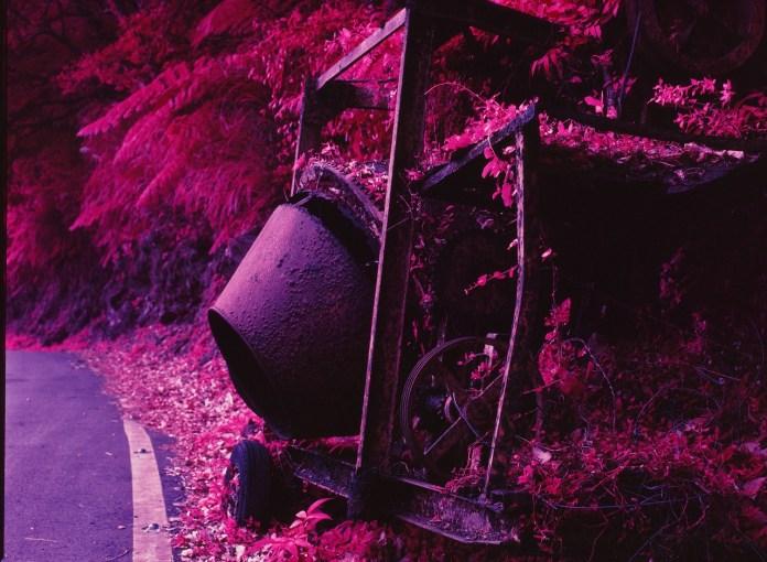 Mixed - Kodak AEROCHROME 1443 - ISO200 - Planar 80/2.8 - Orange #21 filter / 120 as 6x4.5