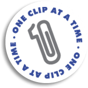 one clip at atime logo1