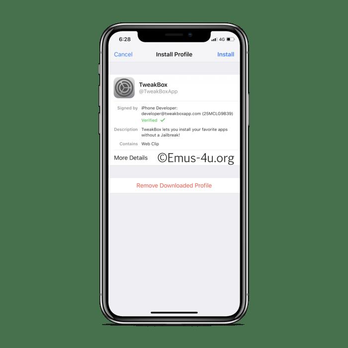 TweakBox App Download  Emus4u