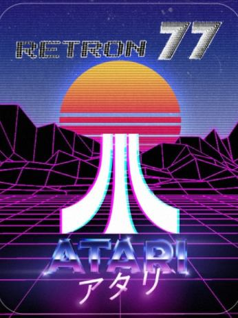 Atari 2600 Full Game ROM Collection on MicroSD for Hyperkin Retron77 Custom Firmware