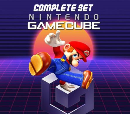 Nintendo GameCube Full Game ISO Collection on Portable USB HDD