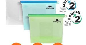 Reusybag.com launches new Eco Friendly Reusable Food Storage Bags store on Amazon