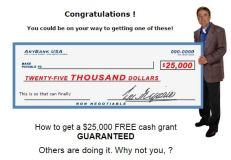 "Free Money Grants Available Money from Government and Private Foundation Agencies."">"