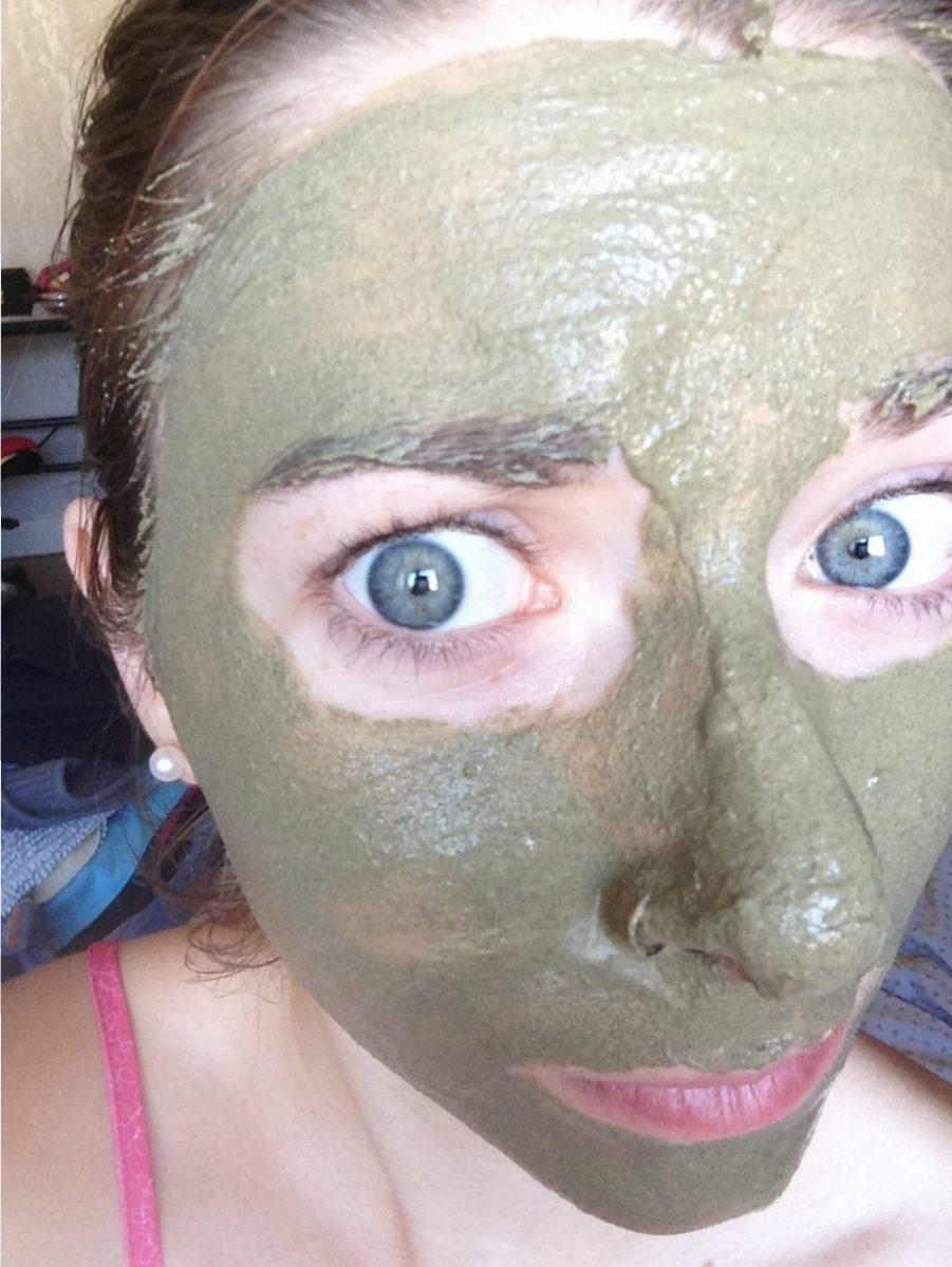 La minute d'Emy - Le masque anti-impuretés