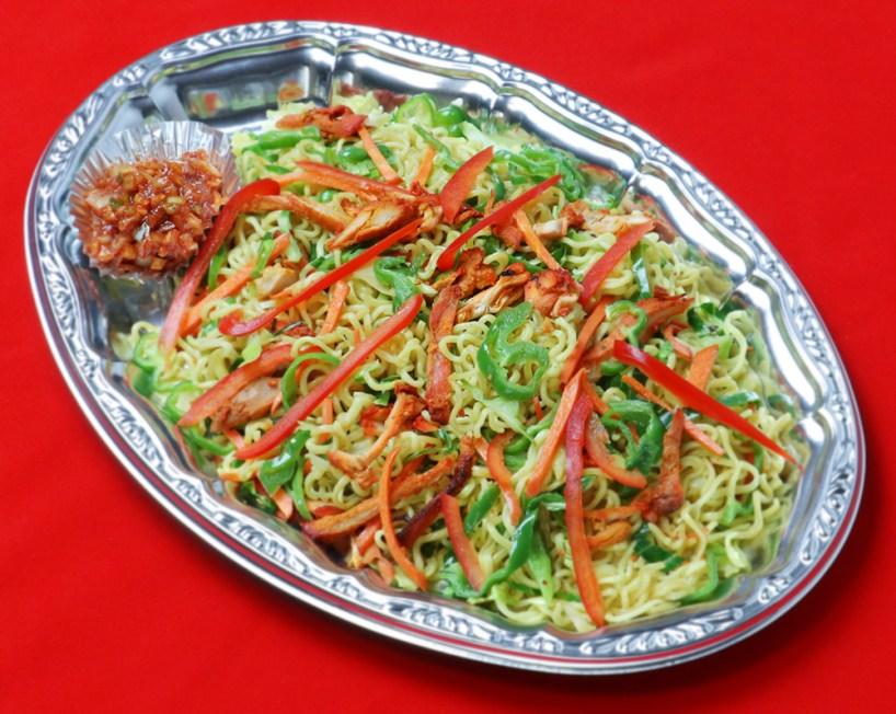 チャーミープレート/Chomein plate