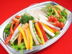バーニャカウダー風スティック野菜
