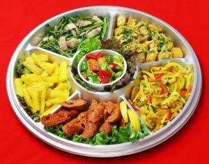 肉バラエティープレート/Meat variety plate