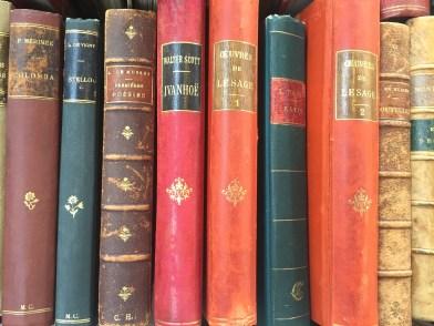 Marché du livre ancien et d'occasion