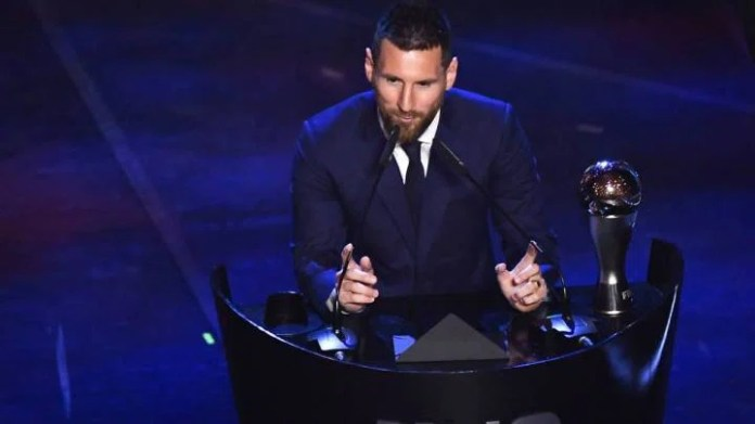 FIFA AWARDS – Details