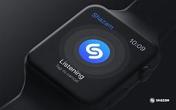 Shazam en el Apple Watch