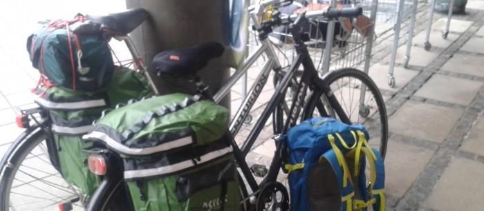 matériel voyage à vélo scandinavie