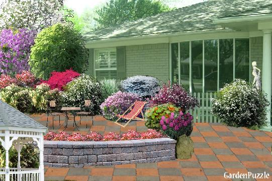 Garden Design With Front Garden Design Ideas For New House Decor