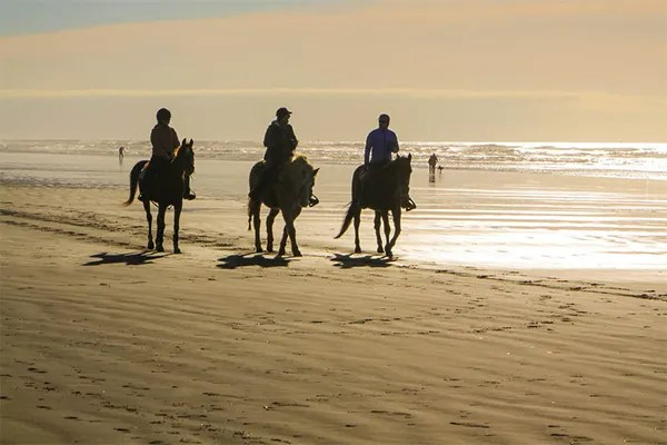 Our clients are our priority at Cabalgatas Canoa
