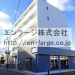 プラリア枚方・店舗事務所1F約24.2坪・バス通り沿い角地★☆ J166-024B6-001