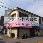 仁和寺町店舗・1F約4.76坪・ホームセンターや郵便局など近く♪ J161-038A4-010
