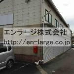 黒原橘町倉庫・1F約6.96坪・1F14㎡・2F9㎡です☆ J161-038A6-003