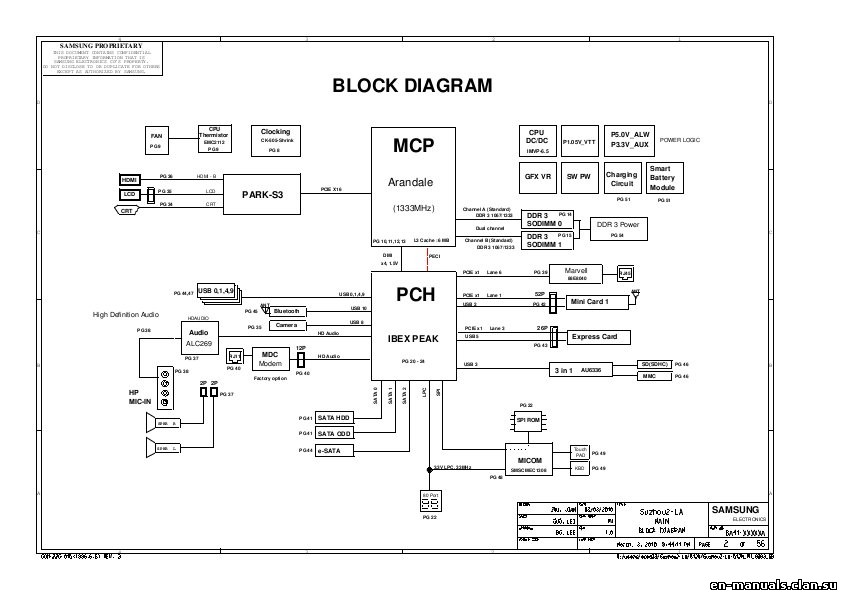 Schematics for Samsung NP-R440 in the online store at a