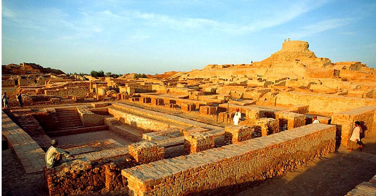 The Lost Civilization of Mohenjodaro and Harappa