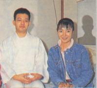 鹿取洋子レポーターのインタビュー