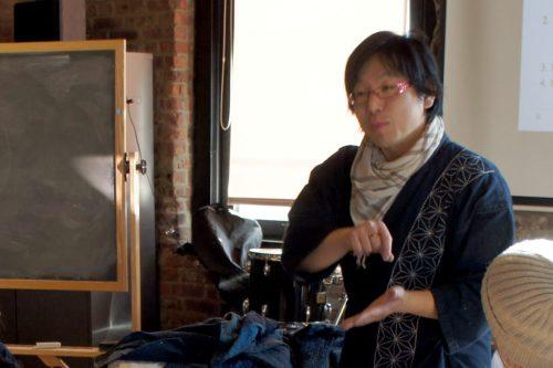 Atsushi's Sashiko Workshop 3