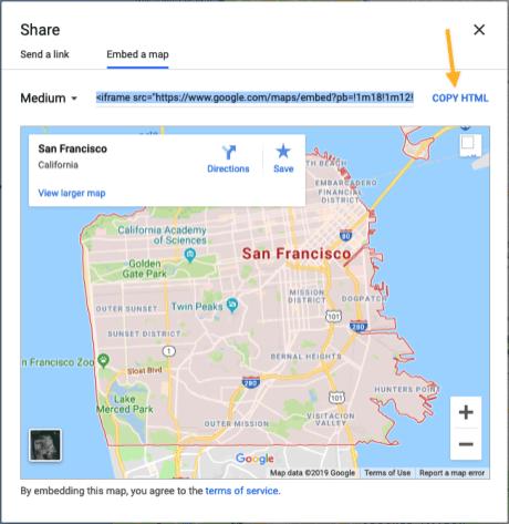 google maps support wordpress