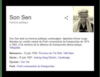Son Sen