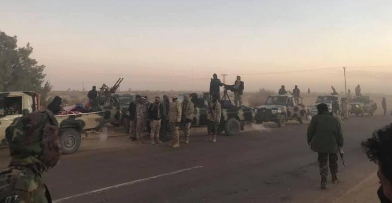 Photo of LNA 'liberates all southern cities'