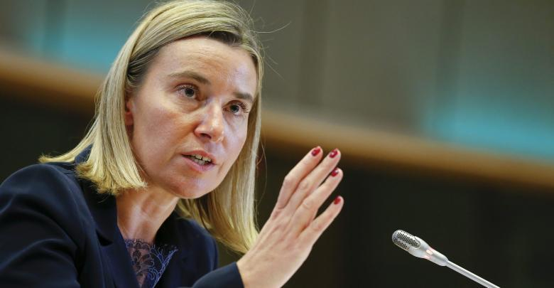 Photo of EU calls on rival parties to cease all military operations