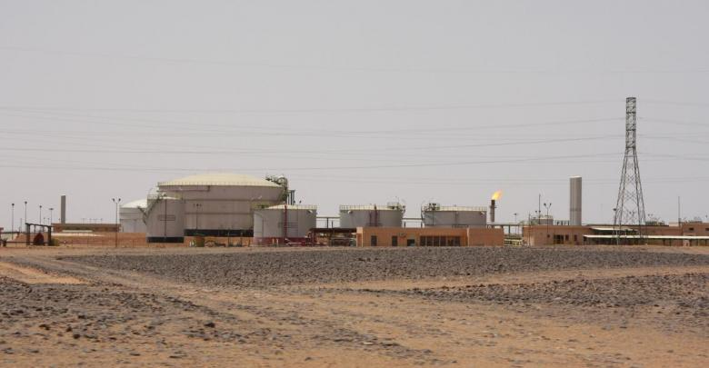 Photo of NOC resumes Sharara oil field's production