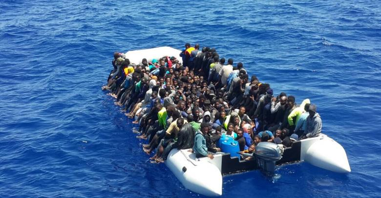 Photo of Libyan navy rescues 335 migrants attempting to cross Mediterranean