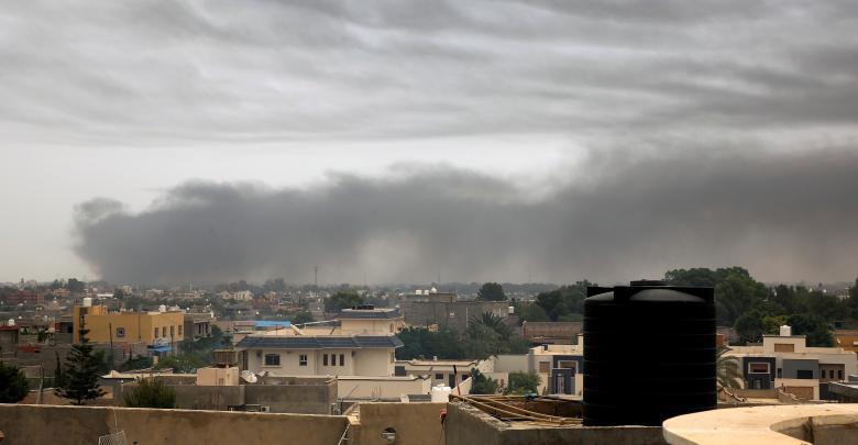 "Photo of SWP: Washington should halt its ""changeable policies"" in Libya"